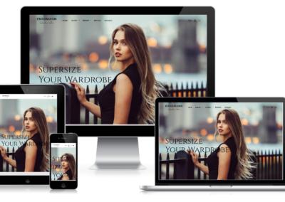 Webstore Ennsmann Fashion – Salzburg