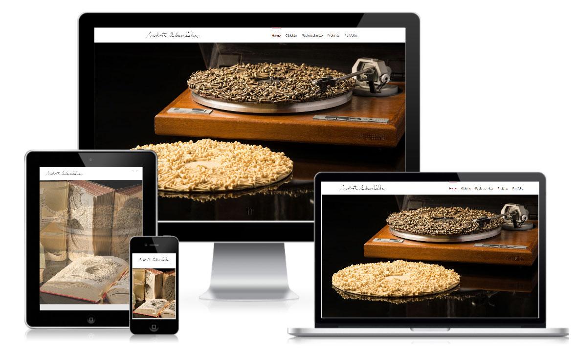 norbert zuckerstaetter bildhauer aus Hallein Webseite von Pixelstudio