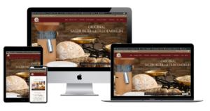 Projekt Salzburger Getreidemuehlen Pixelstudio Hallein Webdesign