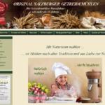Projekt Original Salzburger Getreidemühlen Pixelstudio Hallein