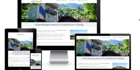 Projekt Untersbergmuseum Fuerstenbrunn-Groedig Pixelstudio-Hallein