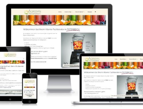 Vitamix Österreich – Agrisan Naturprodukte