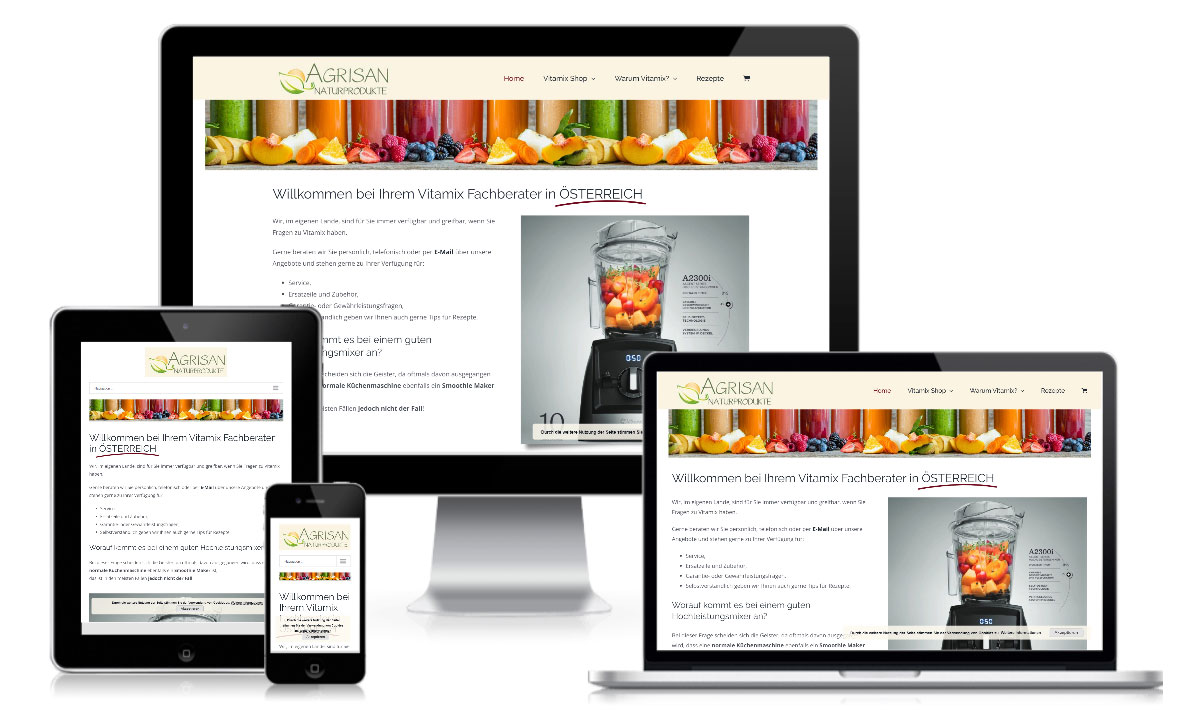 Website-Vitamix-Austria-Pixelstudio-Hallein