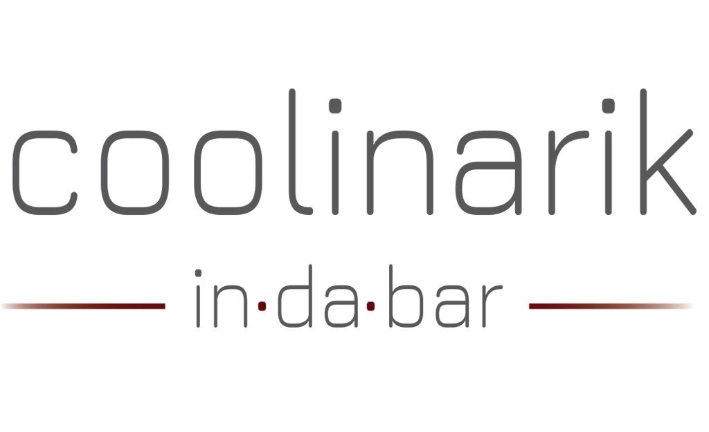 Logoentwicklung coolinarik in da bar - Hallein - Pixelstudio